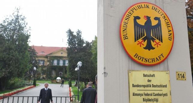 تركيا توقف 4 أشخاص على خلفية تهديدات أمنية لسفارتي ألمانيا وبريطانيا