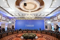 Fresh talks on the Syria conflict will be held in Astana at the end of the month, Kazakhstan said Thursday, as part of a Turkey-backed push to end the six-year conflict.  The two-day meeting,...
