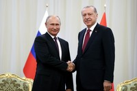Erdoğan to meet Putin in Russia to push for cease-fire, stop Idlib massacre