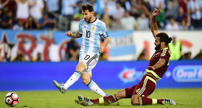 كوبا أميركا 2016.. الأرجنتين إلى نصف النهائي وميسي يعادل رقم باتيستوتا