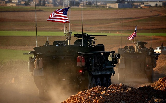 Trump aims to ease domestic criticism saying US will support YPG despite withdrawal