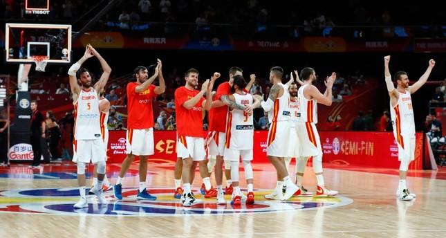 Spain beats Australia 95-88, reaches World Cup final