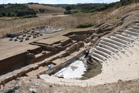 Archaeologists solve mystery of 1,850-year-old stage