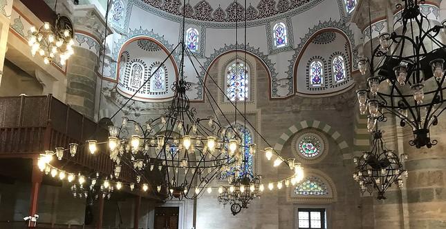 Mihrimah-Sultan-Moschee in Üsküdar, Istanbul