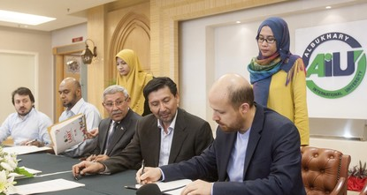 pTurkey's Ibn Haldun University and Malaysia's Al Bukhary International University have partnered up with a collaboration protocol as the two states look to further their cooperation as...