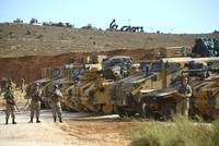 Turkey in Idlib to establish peace corridor, PM Yıldırım says