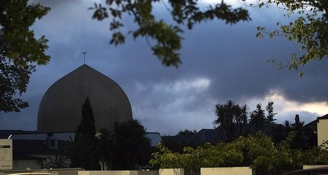 صورة أرشيفية لمسجد النور بمدينة كرايست تشيرش بنيوزيلندا (أسوشيتد برس)