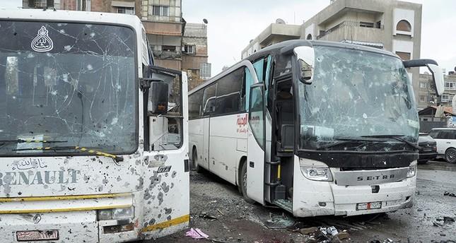 هيئة تحرير الشام تتبنى الهجوم الذي أوقع 74 قتيلاً في دمشق السبت