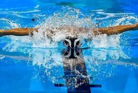 Turkish swimmer wins gold medal in European Championships