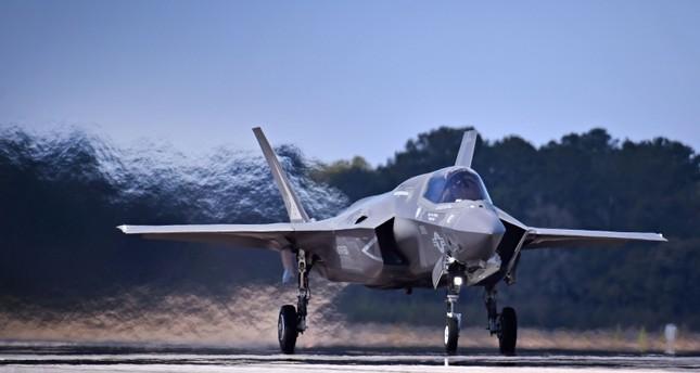 واشنطن تعلًق تحليق جميع مقاتلات F-35