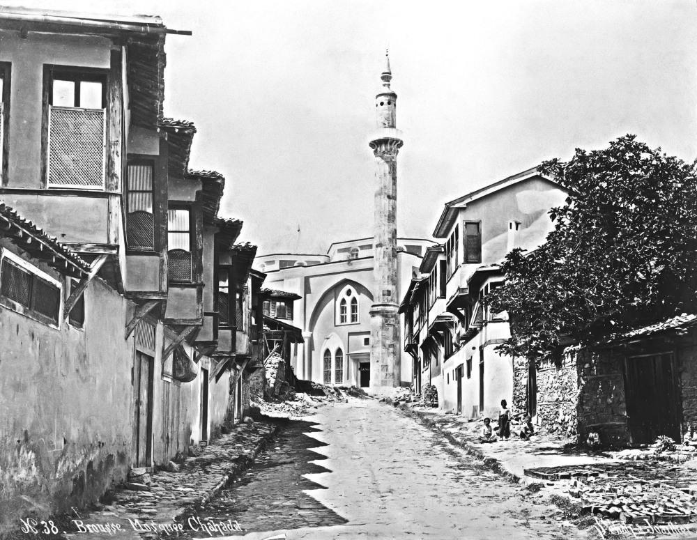 u015eehadet Mosque, Bursa province.