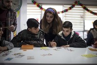 Psychological support centers helping refugees across Turkey