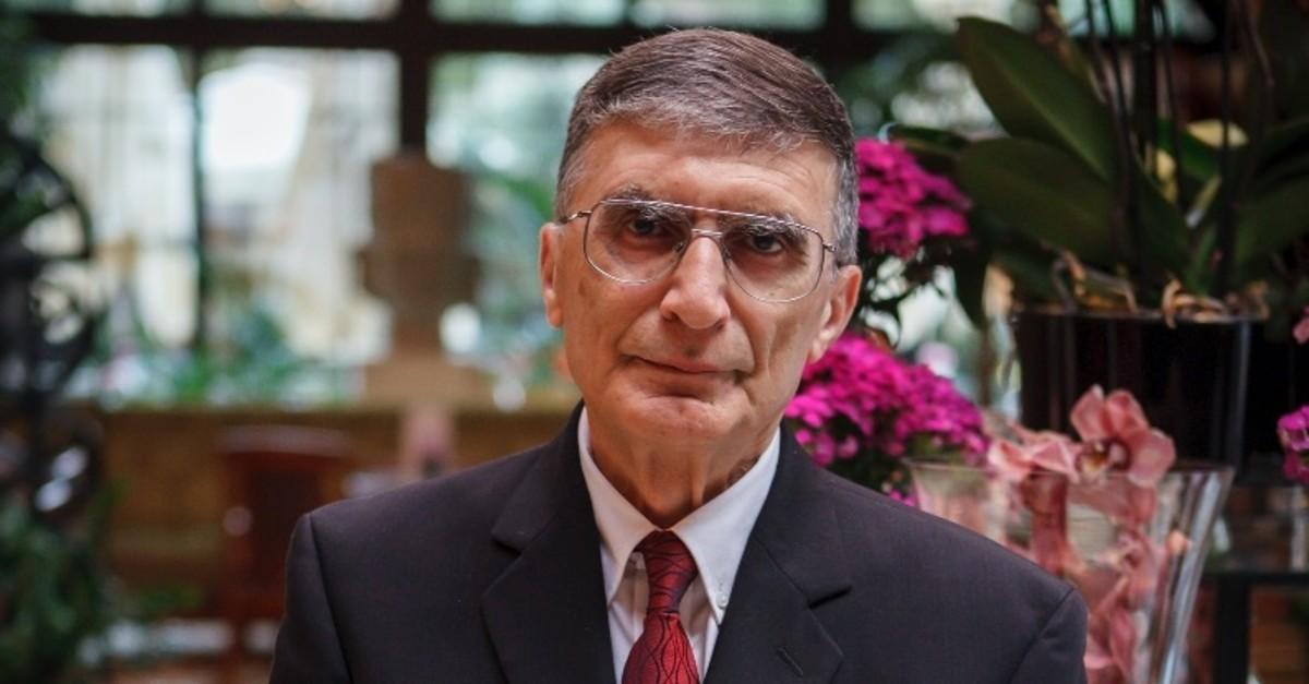Turkish scientist Aziz Sancar won the Nobel Prize in chemistry in 2015.