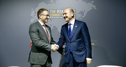 Turkey, Serbia agree to improve security cooperation