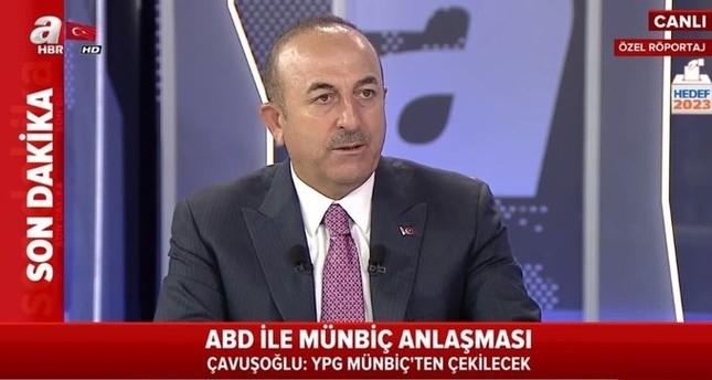 وزير الخارجية التركي: سوف نتسلم طائرات إف 35 من أمريكا بالموعد المحدد