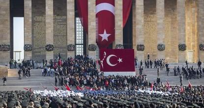 Turkey marks 81st anniversary of Atatürk's death
