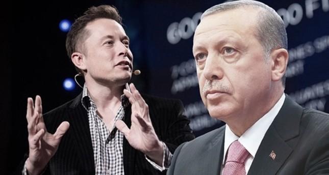أردوغان يستقبل رائد الأعمال إيلون ماسك بأنقرة اليوم
