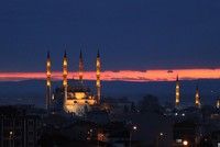 Experience winter in the Thracian city of Edirne