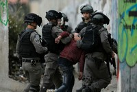In 2017, Israel detained or arrested over 6000 Palestinians including more than 1400 children