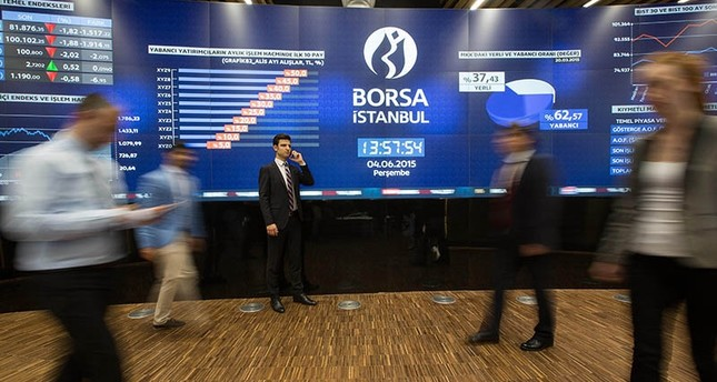 Turkey's Borsa Istanbul opens at all-time record