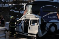 4 killed, 7 injured after vehicle collides with passenger bus in eastern Turkey