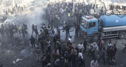 تركيا تعتقل إرهابي من بي كا كا مسؤول عن تفجير الباب السورية