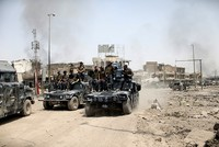 300 Daesh fighters holed up in Mosul's Old City, Iraqi commander says