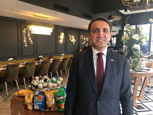 PepsiCo Turkey Senior Vice President General Manager Levent Yüksel