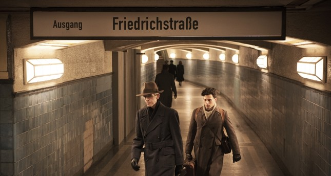 """A still from the film """"Die Unsichtbaren: Wir Wollen Leben"""" (""""The Invisibles: We Want to Live"""")."""
