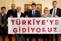 Turkey's London consulate initiates tourism movement in UK