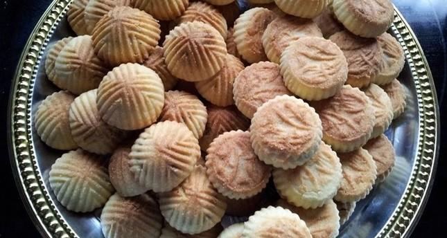 الحلويات الشامية تغزو أسواق العيد في تركيا
