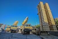 Iran unveils domestically-made Bavar-373 missile defense system