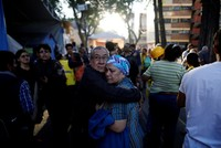 A 7.2-magnitude earthquake rattled Mexico Friday, causing little damage but triggering a tragedy when a minister's helicopter crash-landed on the way to the epicenter, killing 13 people on the...