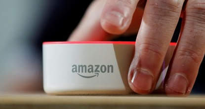 Amazon Echo device sent conversation to random contact
