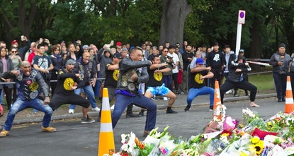 Hundreds perform haka to honor victims of New Zealand terrorist attack
