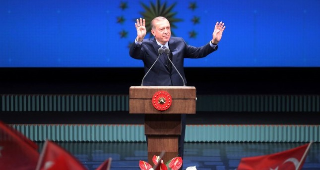 Presidential system to end unstable, short-term gov'ts in Turkey
