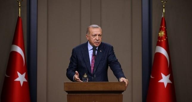 أردوغان: واشنطن وموسكو لم تفِيا بتعهداتهما بسحب إرهابيي ي ب ك