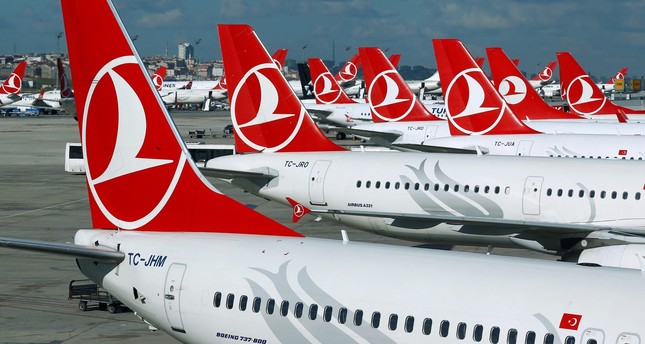 Turkish Airlines' flight destinations exceeds 300