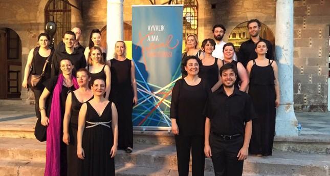 Eine türkische Stadt mit Vorliebe für klassische Musik