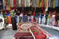 Traditional Turkmen bazaars along Caspian Seashore attract visitors
