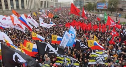 В Москве прошел митинг в поддержку политзаключенных