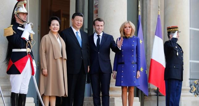 ماكرون يؤكد على أهمية الصين للاتحاد الأوروبي