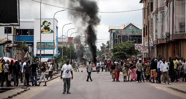 6 dead in DR Congo anti-gov't protest crackdown: UN