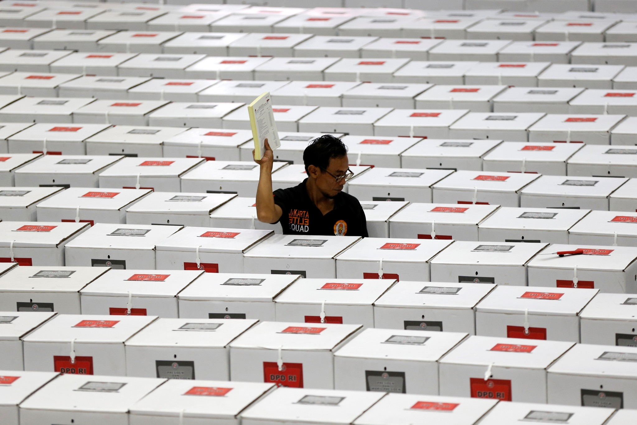 Indonesians to choose president parliament in worlds biggest most complex one day election
