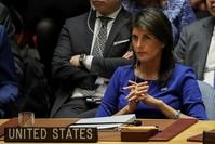 نيكي هايلي - المندوبة الأمريكية بالأمم المتحدة