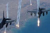 Turkish airstrikes neutralize 5 PKK terrorists in northern Iraq