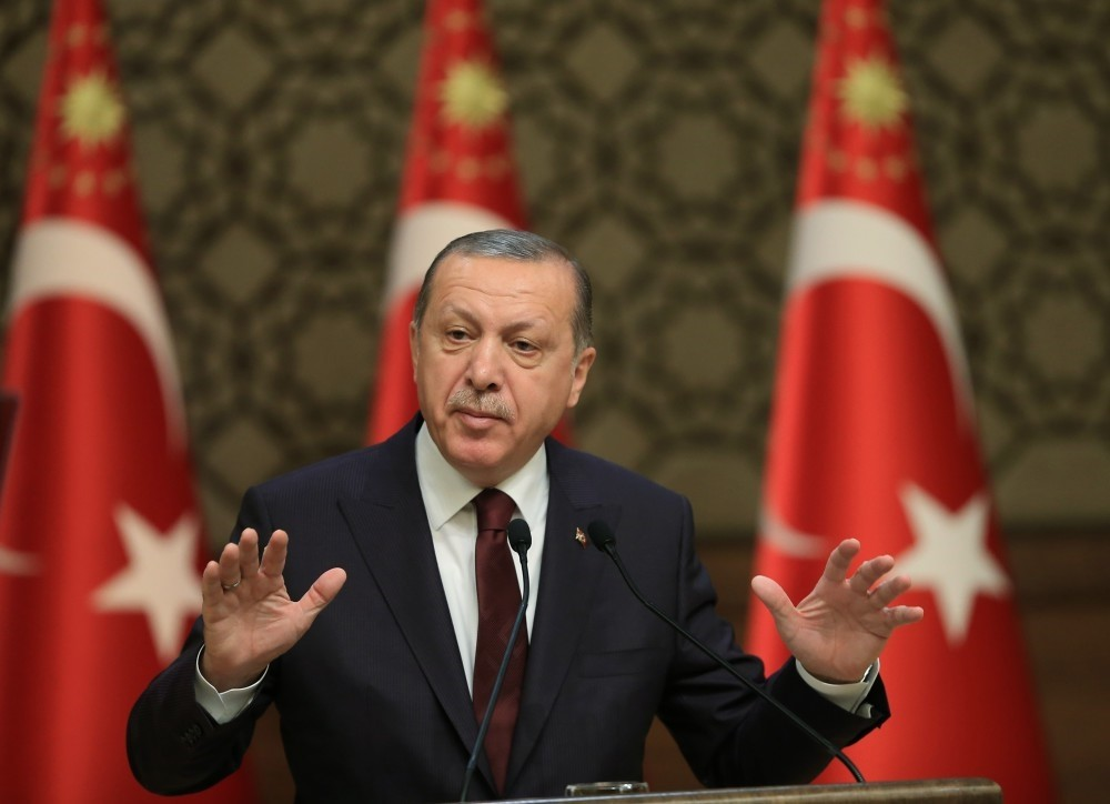 President Erdou011fan criticized EU countries' tolerance of PKK members.