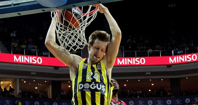 Fenerbahçe's star Jan Vesely was injured last week during the match against Baskonia.