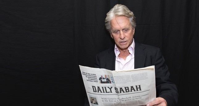 Michael Douglas: Natural-born actor, art collector