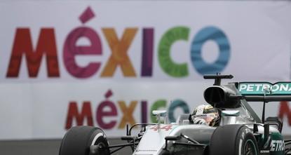 Hamilton heading for another Mexican coronation